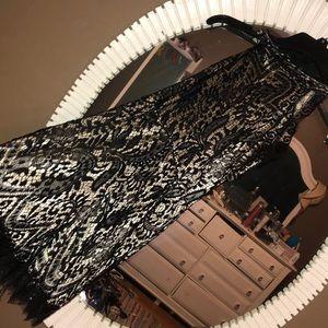 black lace romper<3